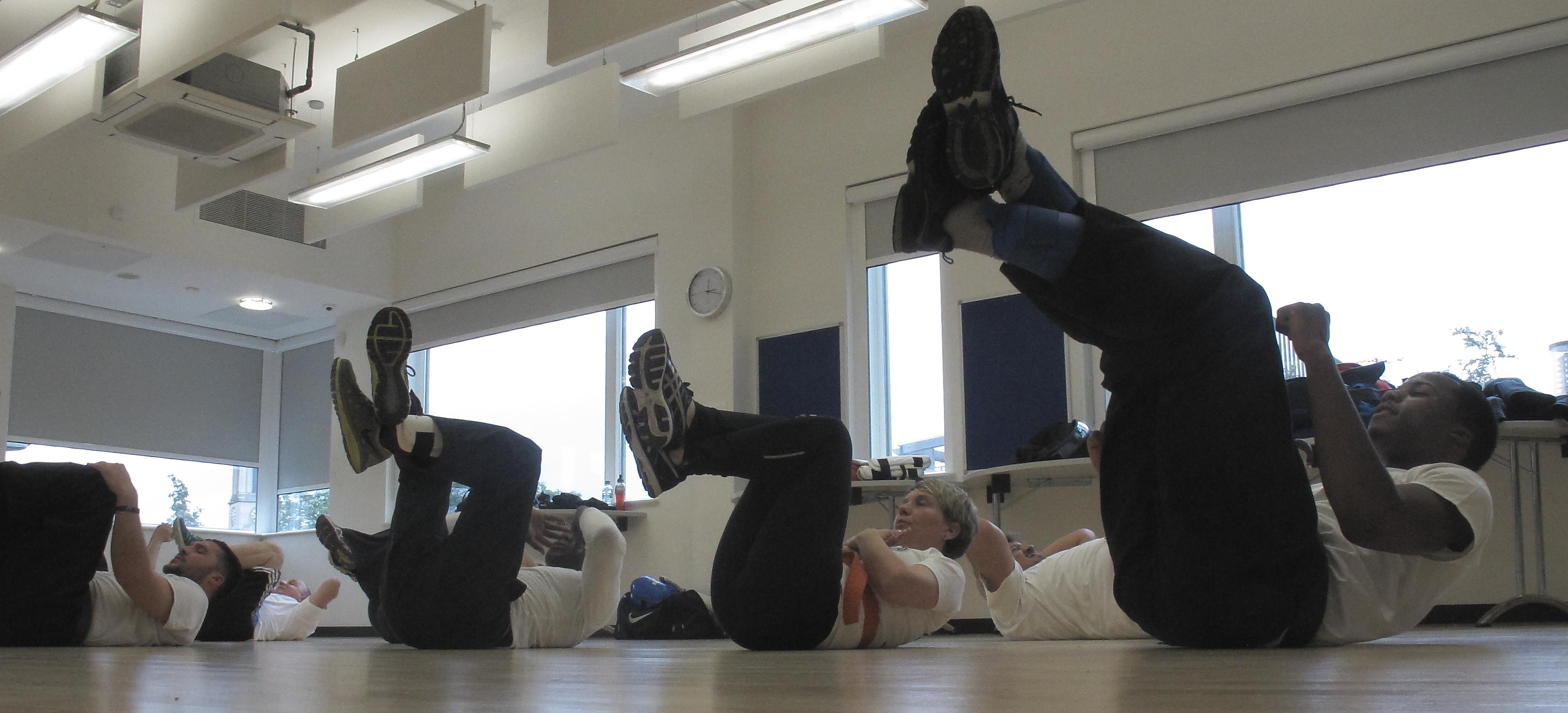 Expert Krav Maga Training classes in London