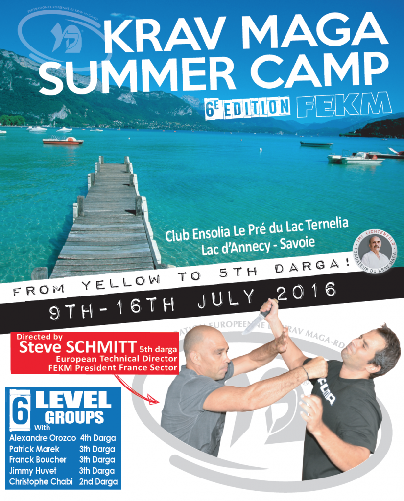 self defense classes summer camp eitan krav maga