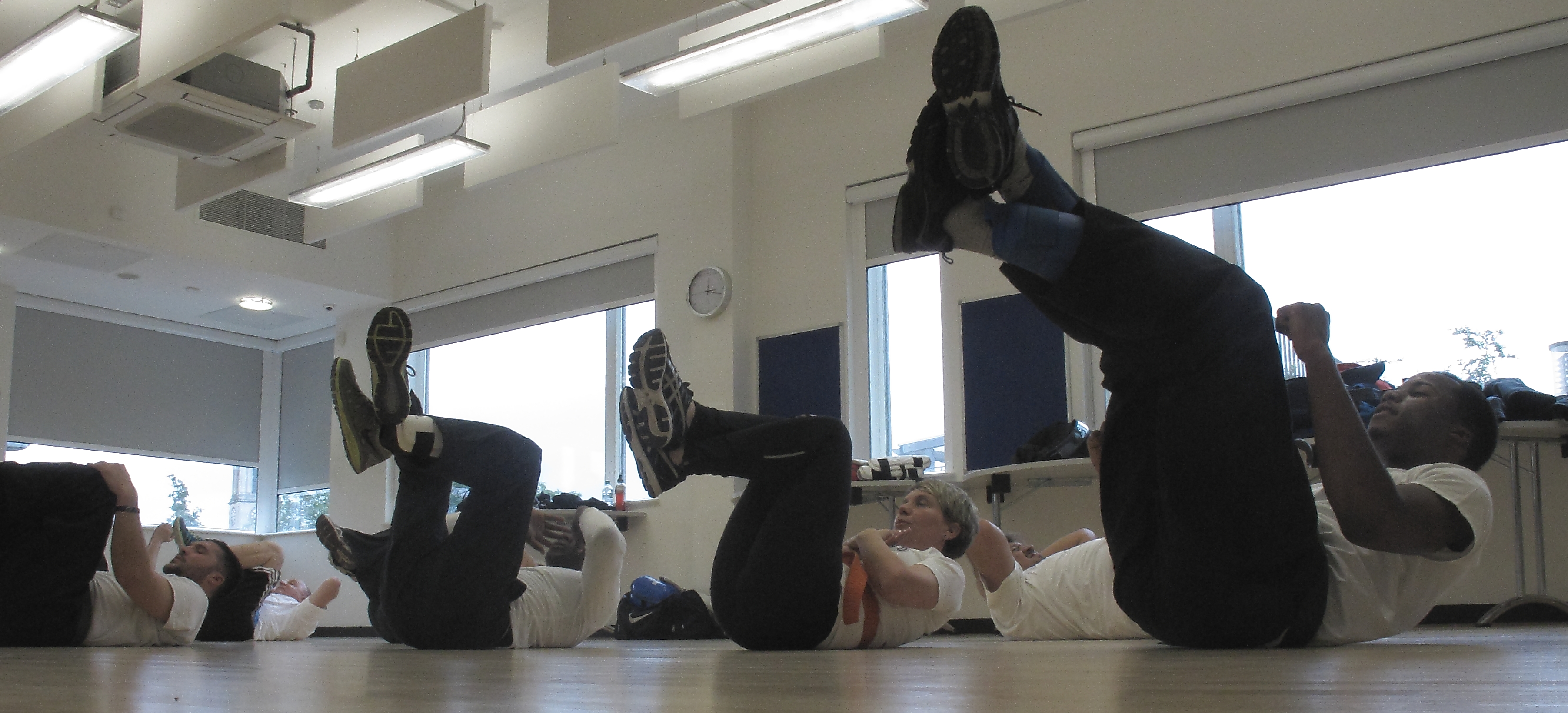 Expert Krav Maga Training classes in London