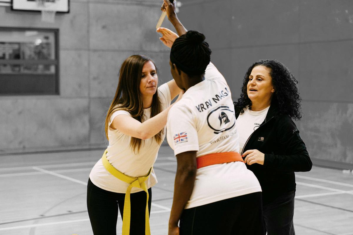 Eitan Krav Maga Women's Self Defence